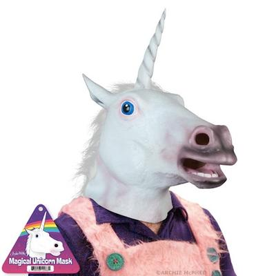 Click to get Unicorn Mask