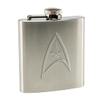Click to get Star Trek 6 oz Stainless Steel Flask