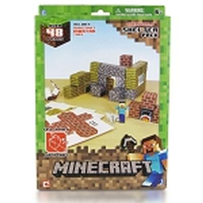Click to get Minecraft Paper Craft Shelter Set