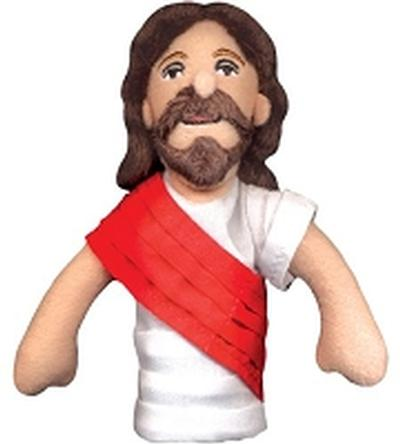 Click to get Jesus Finger Puppet