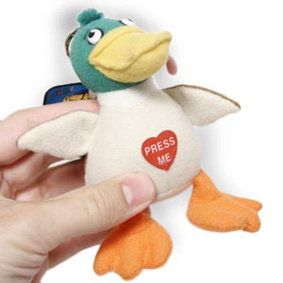 Click to get Crazy Duck Keychain