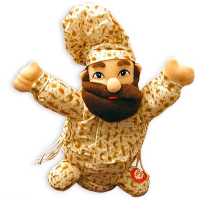 Click to get The Singing and Dancing Matzah Man