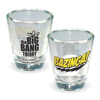 Click to get Bazinga Shot Glass