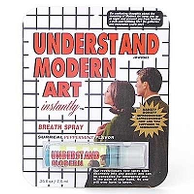 Click to get Understand Modern Art Spray