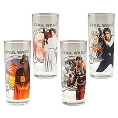 Click to get Star Wars Character Glass Set