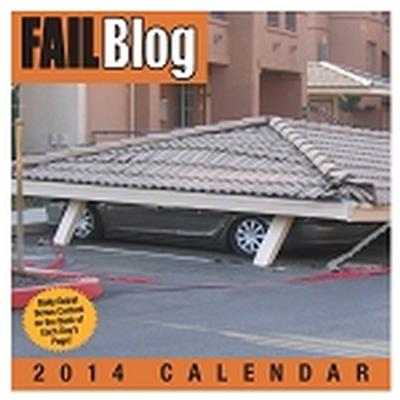 Click to get The Fail Blog 2014 Day to Day Calendar
