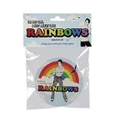 Click to get Im Not Gay I Just Really Love Rainbows Coasters
