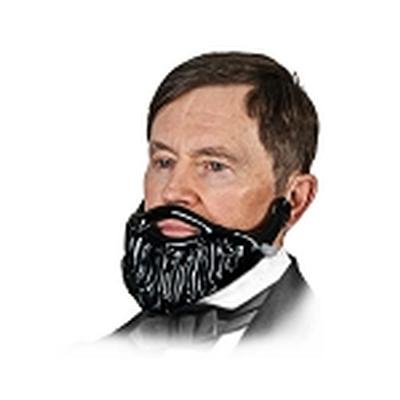 Click to get Inflatable Beard