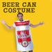 Beer Can Costume