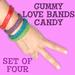 Gummy Love Bands Candy