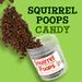 Squirrel Poop Candy